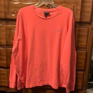 LONG SLEEVE RALPH LAUREN TSHIRT